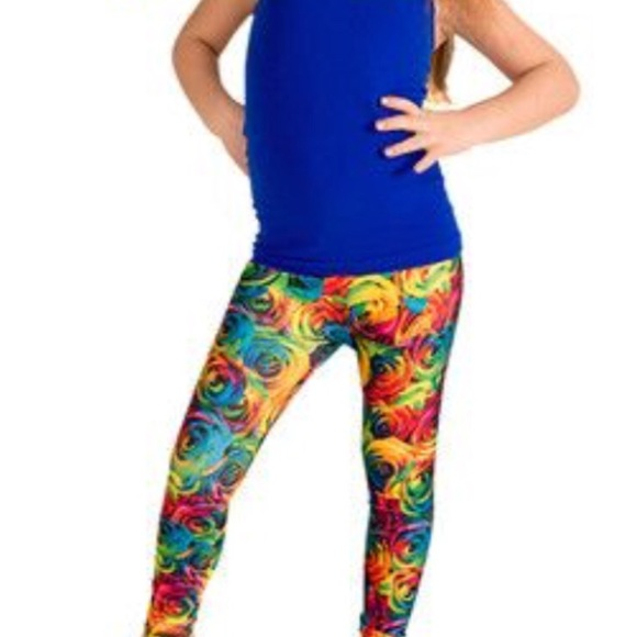 bbb635191d Zara Terez Bottoms | Leggings Nwt Girls Kids M | Poshmark